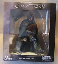 Game of Thrones HBO Dark Horse Deluxe Figur JON SNOW 2014 mit Verpackung