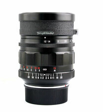 Manual Mirrorless System Camera Lens for Sony