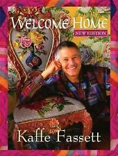 Welcome Home by Kaffe Fassett, NEW Book, FREE & FAST Delivery, (Paperback)