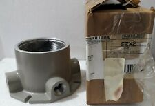 """Hubbell EZX2 Size 3/4"""" Ceiling Mount Assembly"""
