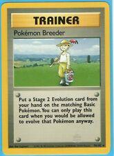 Pokemon Breeder - Base Set - 76/102 - Rare - Pokemon Card - (Nm) Near Mint