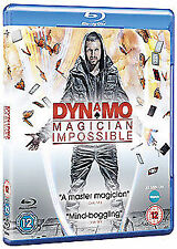 Dynamo - Magician Impossible Series 1 Blu-Ray NEW BLU-RAY (8286944)