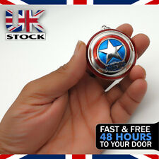 Captain America Shield Keyring/Keychain Top Quality From Avengers Endgame