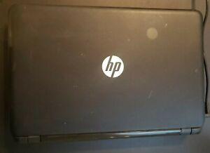 """HP 15-bs113dx Touch 15.6"""" i3-8130U 2.2GHz  8GB RAM 1TB HDD"""