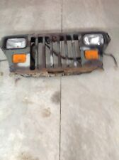 Jeep YJ Grill 1987 to 1995 Camo OEM