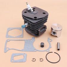 Big Bore 44mm Cylinder Piston Pin Gasket Kit Fit Jonsered Cs2141 Cs2145 Chainsaw