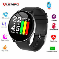 LEMFO W8 Reloj inteligente Pulsera inteligente Smart Band Watch Para Android iOS