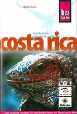 Costa Rica von Detlef Kirst (2007, Taschenbuch)