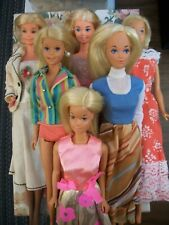 New ListingVintage Barbie Dolls With Clothes And A Skipper Doll