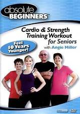 Absolute Beginners: Cardio  Strength Training Workout for Seniors (DVD, 2013)