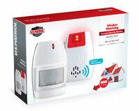Personal Home Security Monitor Alert Sensor Alarm Wireless Watchdog US Patrol