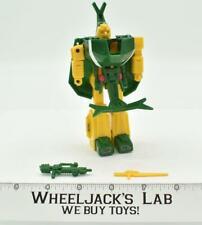 Barrage Rhinoceros Beetle 100% Complete 1985 Vintage Hasbro G1 Transformers