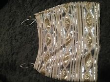 Tobi xs sequin skirt