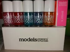 MODELS OWN Splash Collection 5 Nails + 1 lima 4 fasi Box Set