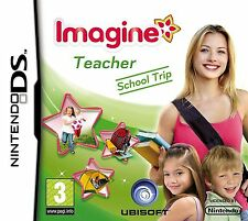 imagine teacher school trip ds
