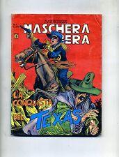 Max Bunker#MASCHERA NERA#LA CONQUISTA DEL TEXAS#Anno I N.2 1977#Editoriale Corno