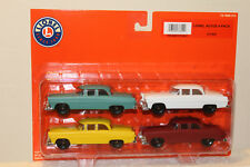 Lionel #37820 Auto Loader Cars 4 Pack