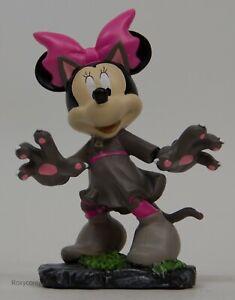 Halloween Disney Minnie Mouse Werewolf Plant Garden Gnome Statue Figure Outdoor