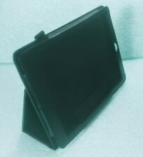Generic Support Cover for iPad 1 2 3 4  Black Faux Leather