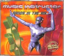 Music Instructor - Hands In The Air - CDM - 1996 - Eurodance 4TR