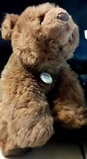 Vintage Gund® Collector's Classic 1987 Brown Bear With A Winter Coat