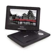 "Akai A51006 Multi Region Portable DVD Player SD Reader USB Port 10"" - BLACK NEW"