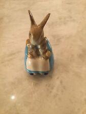 "Vintage Beatrix Potter Figurine "" Mrs Rabbit-Bunnies�"