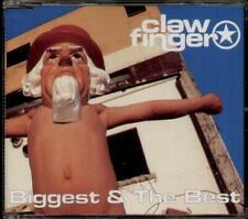 CLAWFINGER Biggest & The Best  CD 4 Tracks, Album Version/Godhead Remix/Pitchshi