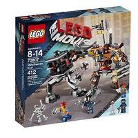 Lego MOVIE 70807 METALBEARD'S DUEL NEW SEALED