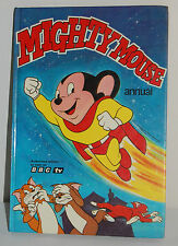 Rare Mighty Mouse Annual 1981 (?)