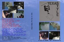 JEFF PHILLIPS NEIL BLENDER MIKE MCGILL ALAN LOSI SKATEBOARD TEXAS STYLE DVD 80s