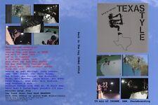 JEFF PHILLIPS NEIL BLENDER MIKE MCGILL ALAN LOSI SKATEBOARD TEXAS STYLE DVD 80s