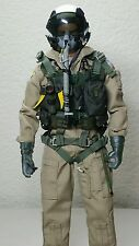 "BBI/ELITE Force 1/6 Freedom Force F-14 Tomcat Pilot  ""Top Hatters"""