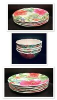 222 Fifth 100% Melamine Dinnerware NEW (See Selections) YOU CHOOSE