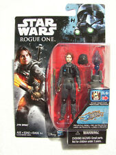 HTF STAR WARS ROGUE ONE 3.75IN SERGEANT JYN ERSO IMPERIAL GROUND CREW DISGUISE!