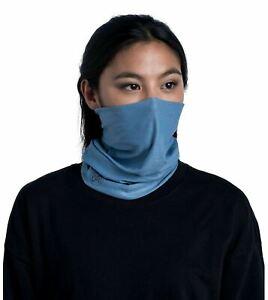 Buff CoolNet UV+ Multifunctional Headwear Face Mask (Stone Blue)
