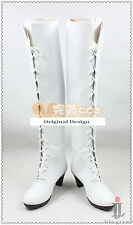 Pandora Hearts Alice Boot Party Shoes Cosplay Boots Custom-made