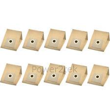 10 x E10, E42, E42N Vacuum Bags for Progress Exclusiv 1620 Exclusiv 1630 Exclusi