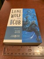 Lone Wolf And Cub Volume 23 Tears Of Ice English Manga Dark Horse FREE SHIPPING