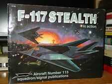 F-117 Stealth In Action, Strike Fighter Aircraft, Lockheed Nighthawk