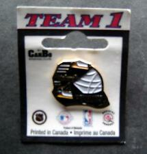 "Pittsburgh Penguins NHL Hockey Metal Lapel Pin 1 1/4"" Tack Back"
