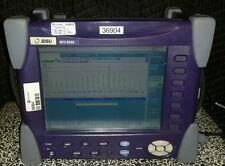 JDSU MTS 8000 OSA-300 Optical DWDM Sprectrum Analyzer Calibrated w/Touchscreen