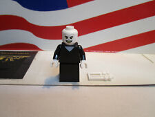 LEGO HARRY POTTER LORD VOLDEMORT MINIFIGURE WITH WAND FROM SET 75965