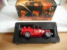 Matchbox Models of Yesteryear 1930 Ford A Battalion Chiefs Vehicle in Red in Box