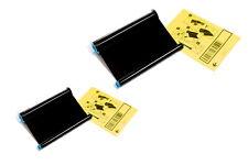 2 x Inkfilm Fax-Rolle kompatibel  PHILIPS Fax PFA 321/322 Magic 2 Wie Original