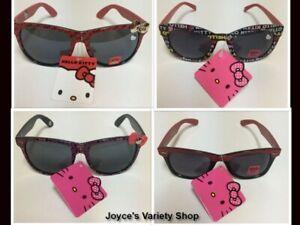 Hello Kitty Sunglasses Kids Multi-Color Variety