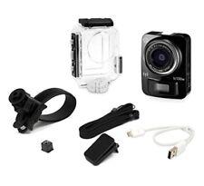 Hp Life Cam (Ic100W) Mini 4K Full Hd 1080P Water Resistant Camera, Black