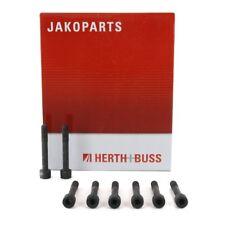8x HERTH+BUSS JAKOPARTS Zylinderkopfschrauben DAIHATSU CUORE MOVE SIRION TREVIS