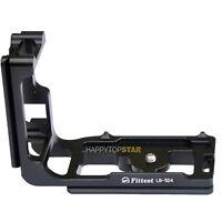 Vertical Quick Release L-Bracket Camera Grip For Canon EOS 5D Mark IV 5D4 BG-E20