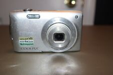 Nikon Coolpix S3300 Digital Camera 6X Wide Nikkor Optical Zoom Handheld 16MP